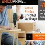 Brico Privé : le site de vente privées dédié au bricolage et jardinage