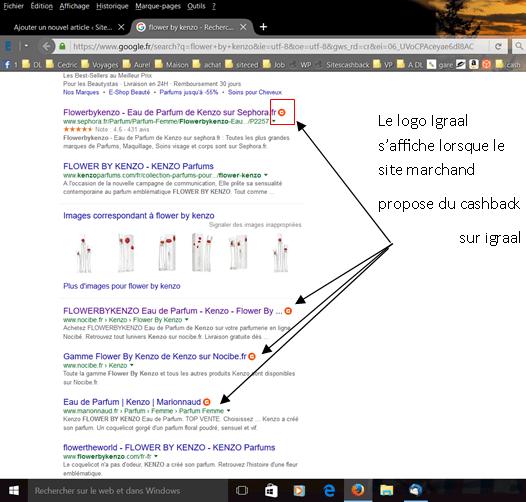 etape 2 recherche google igraal