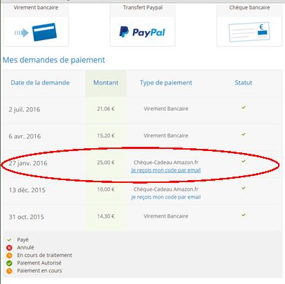 03 preuve paiement ebuyclub janvier 2016 cheque amazon
