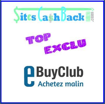 Ebuyclub, le challenger qui monte dans domaine du cashback