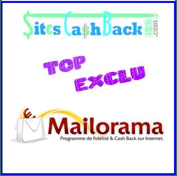 Mailorama, le pionnier du mail rémunéré fait aussi du cashback !