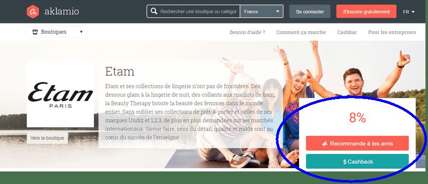 aklamio-exemple-cashback-recommandation
