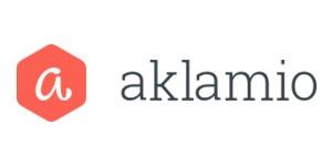 Resultado de imagen de aklamio logo