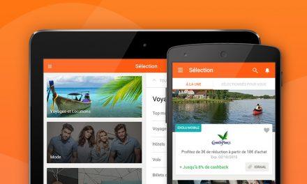 Une nouvelle appli Igraal pour tablette & smartphone