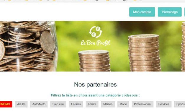 Un tout nouveau site en test : Lebonprofit