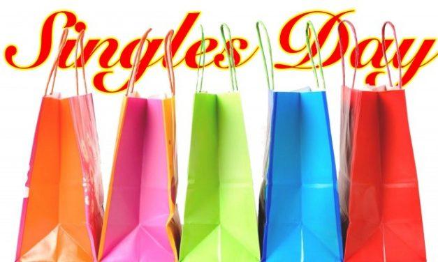 Le single day : de bonnes affaires sur les sites chinois tels que Aliexpress